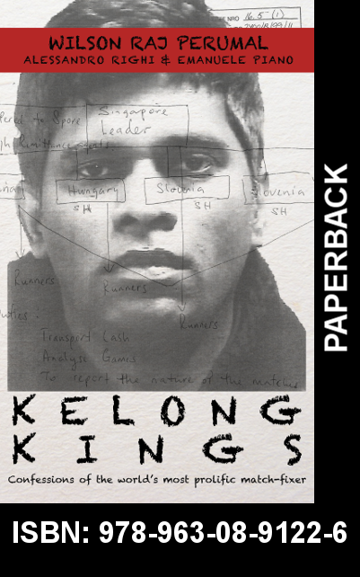kelong kings paperback